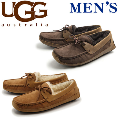 アグ オーストラリア バイロン UGG AUSTRALIA 5102 BYRON フラットシューズ スエードの画像
