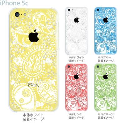 【iPhone5c】【iPhone5cケース】【iPhone5cカバー】【iPhone ケース】【クリア カバー】【スマホケース】【クリアケース】【イラスト】【クリアーアーツ】【HEROGOCCO】 29-ip5c-nt0035の画像