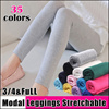 SG Delivery!Buy 2 Free Shipping!Plus Size 3/4 and Full LEGGINGS Highly Flexible Stretchable Skinny Pencil Pants in 35 Candy colors! Latest Japanese Style Korean Fashion! Casual Sexy Look!