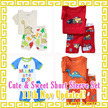 26th May Updated PROMOTION! GRAB! 80% Children/Kids Top and Bottom Short Sleeve Set! children clothes/short sleeve set/T shirt/shorts/Tee Shirt/T-shirt/unisex/Boys Top/Girls Top/Kids Clothes