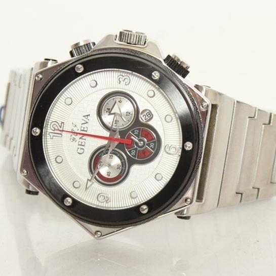 【クリックで詳細表示】GQI GENEVAGQI GENEVA(ジーキューアイ ジェネバ)ジェネバ GQI GENEVA メンズ腕時計 10気圧防水 メンズ腕時計GQ-057【Luxury Brand Selection】【smtb-m】【送