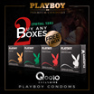 [Playboy] Condom Exclusive Offer! $5.90 for 3 Boxes. Studded Pleasure/Raised Studs/Ribs/UltraThin.
