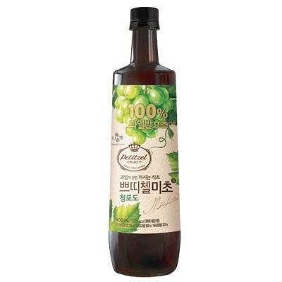 プチジェル美酢(ミチョ)マスカット味900ml[韓国料理][韓国食材][韓国食品]の画像