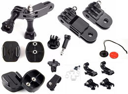 For GoPro Adapter / Buckle / Joints