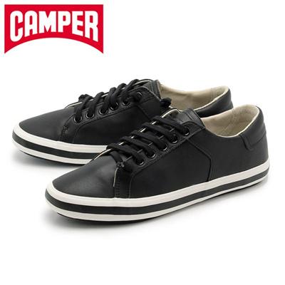 カンペール ポートル CAMPER PORTOL メンズ レザー カジュアル シューズ キャンバス スニーカー 靴の画像