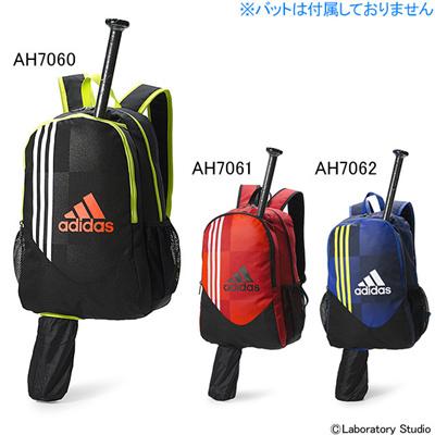 アディダス (adidas) ジュニア BB バックパックJr BCN24 [分類:野球 ジュニア用バッグ]の画像