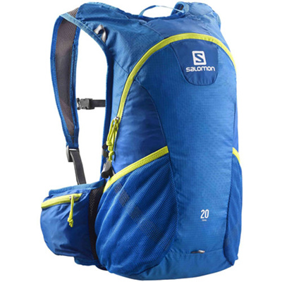 サロモン(SALOMON) トレイル(TRAIL) 20 Union Blue L37170300 【アウトドア スポーツ 鞄 バックパック バッグ】の画像