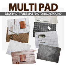 ★Launching Promotion★ NessHome Multipad/Desk Pad/Table Mat/Photo Background/Mousepad/Multi Table Mat