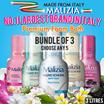 1+1+1 3Litres [$12+ Free Thalasso Scrub + Free Shipping] Fresh Stock Malizia - Bath Foam