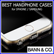 Air-Slim Series Phone Case/Cover for iPhone / Samsung