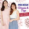 [PDC Special Promotion] Premium Dresses/Tops - FLAT PRICE