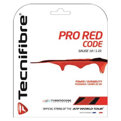 ブリヂストン (BRIDGESTONE) プロ レッド コード(ゲージ1.20mm)12m TFG500 [分類:テニス テニスガット]の画像