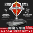 iPhone 7/7 Plus/Samsung Galaxy Note 7 Tempered Glass Screen Protector/Privacy/Samsung Galaxy S7/S7 edge/Mi4/Redmi Note/iPad pro/ MINI/AIR 2/3