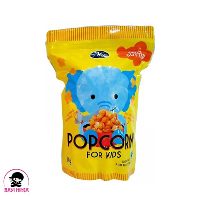 ABE Food Popcorn Pop Corn For Kids Snack Anak Sweet Butter 80 g: Rating: 0: 10.500~: 21.700
