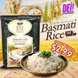Basmati Madness! Temasek Gold Basmati Rice 1kg