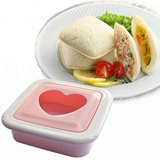 Sandwich Mould Maker /Bread Mold/Cutter /Bento Tools/Heart/Egg/ Bear /Cute/hello Kitty Mould