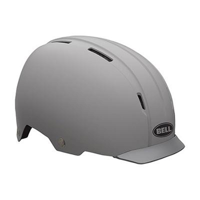 ベル(BELL) INTERSECT/インターセクト ヘルメット 自転車 サイクリング URBAN アーバン プライマーグレー L 59-61.5 7046568 【ロード クロス サイクル バイク 通勤】の画像