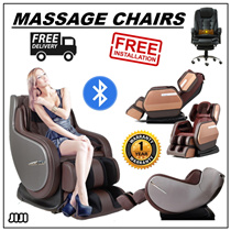 ★Early Birds Fathers Day Special ★Massage Chairs ★Latest Technology ★Blood Circulation ★Zero Gravity