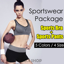 [NEW DESIGN] Sportswear Bra and Pants Suit Package / Candy Colors / Shock Resistant Sport Bra / Dri-fit Korean Style Sports Yoga Gym Pants / Sportswear for Life / Build Your Shape Instantly