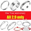 2016 NEW Silver Bracelet/999 Sterling Silver Bracelet/Silver jewelry/Free jewelry box