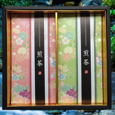 鈴木園【のし・包装可】八十八夜銘茶H-1煎茶(100g×2)SZK-H-1