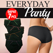 [PAKET 7 PCS] The Most Comfortable Seam-Free Panty / Women Seamless Panty / Underwear / Celana Dalam Wanita