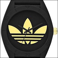 adidas アディダス 腕時計 ADH2712 ユニセックス SNTGO XL 3H BK GD