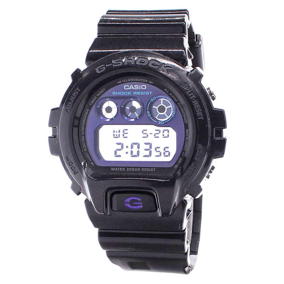 【クリックで詳細表示】CASIOCasio Mens G SHOCK Sport Watch BNIB + Warranty DW-6900MF-1D