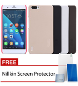 Nillkin Huawei Honor 6 Plus Super Frosted Shield Hard Case - Original (Free Nillkin Screen Protector)
