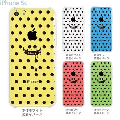 【iPhone5c】【iPhone5cケース】【iPhone5cカバー】【iPhone ケース】【クリア カバー】【スマホケース】【クリアケース】【イラスト】【クリアーアーツ】【HEROGOCCO】 29-ip5c-nt0063の画像