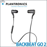 PLANTRONICS BACKBEAT GO 2 / BLACK / WHITE / Bluetooth Stereo / Bluetooth / Headphone / Black / GO 2 / EARPIECE