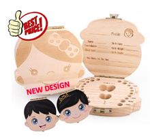 💖 Baby Milk Teeth Box 💖 Memories of Loves 💖 Storage Box 💖 Girl Boy Toddler Newborn Kids 💖 Gifts
