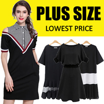 NEW IN ! ! S-6XL 500+ Fashion UK Korean Style Super Plus Size Dresses Tops Shirts Suits
