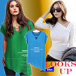 Blouse shirt and t shirt/Top dress/pakaian atasan wanita/new hot model mei 2015