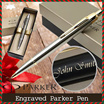 ★Christmas Gift Idea★ Parker IM Pen/Engraving Name/100% GENUINE and ORIGINAL/Warranty Included