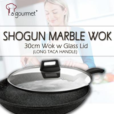 La gourmet shogun 40cm wok review