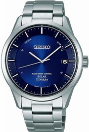 セイコー ウオッチ SEIKO WATCH 腕時計 SPIRIT SMART スピリットスマート ソーラー電波修正 サファイアガラス 10気圧防水 SBTM231 メンズ