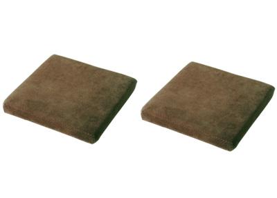 低反発ざぶとん(2枚組)厚み5cm座布団クッション