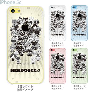 【iPhone5c】【iPhone5cケース】【iPhone5cカバー】【iPhone ケース】【クリア カバー】【スマホケース】【クリアケース】【イラスト】【クリアーアーツ】【HEROGOCCO】 29-ip5c-nt0083の画像