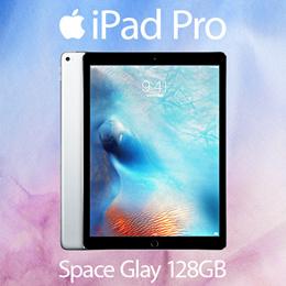 iPad Pro Wi-Fiモデル128GB ML0N2J/A [スペースグレイ]