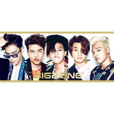 BIGBANG タオル『G-DRAGON / SOL / T.O.P / D-LITE / V.I』【 BIGBANGグッズ BIGBANG グッズ ビッグバングッズ ビッグバン グッズ  韓流スター 韓流グッズ 】 国内発送+安心~の画像