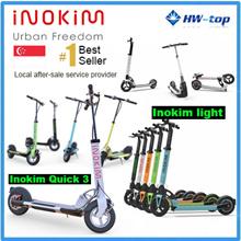 ★100% Authentic★INOKIM Quick 3 ★ INOKIM LIGHT ★ INOKIM Mini ★ MYWAY Electric Scooter Foldable Mode