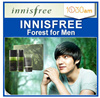 ♥INNISFREE 1 Set♥ Forest ♥for Men♥ Grooming ☻Deep Cleansing Foam 50ml☻Sebum  Trouble Zero Lotion 120ml☻Fresh Skin 180ml☻