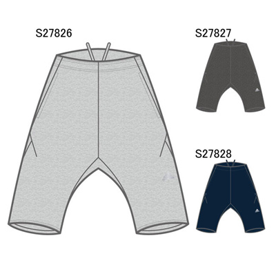 アディダス (adidas) M アクティブストレッチショーツ GYX60 [分類:ハーフパンツ (メンズ・ユニセックス)]の画像