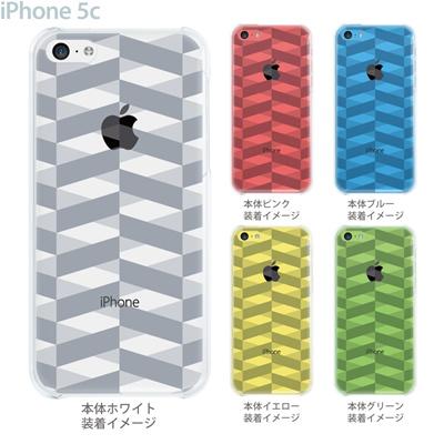 【iPhone5c】【iPhone5cケース】【iPhone5cカバー】【ケース】【カバー】【スマホケース】【クリアケース】【チェック・ボーダー・ドット】【トランスペアレンツ】【レトロボックス】 06-ip5c-ca0021fの画像