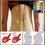 BUY1GET1 FREE GIFT New Update |BEST SELLER|*GROSIR KORSET Lumbar *LBP (low back pain) Korset Tulang Belakang|banyak pilihan free