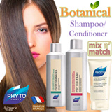 [$45.90 LIMITED OFFER]❇Bundle of 3: Mix and Match Promo❇ PHYTO Shampoo/conditioner/colour: Phytocyane Phytolium Phytovolume Phytocedrat Phytheol. Achieve baby smooth hair without hair mask/makeup/crea