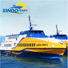 [Ferry Online] Singapore / Batam - Sindo Ferry 2 Way Ticket With Tax. Show Email Confirmation at cou