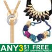 19 Jan New Arrivals Super Sale Korean Necklaces