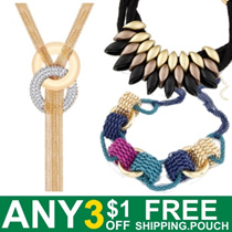 Feb New Arrivals Super Sale Korean Necklaces